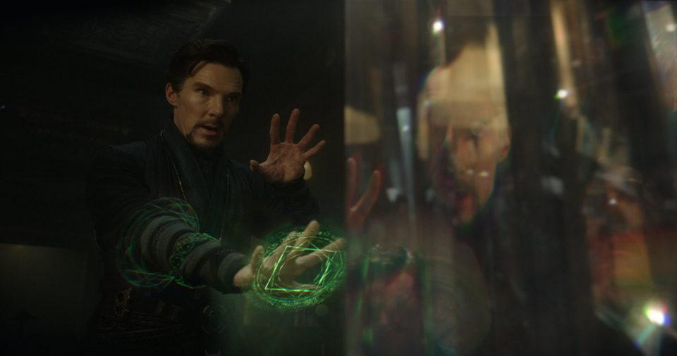 Doctor Strange (Doctor Extraño), fotograma 22 de 32