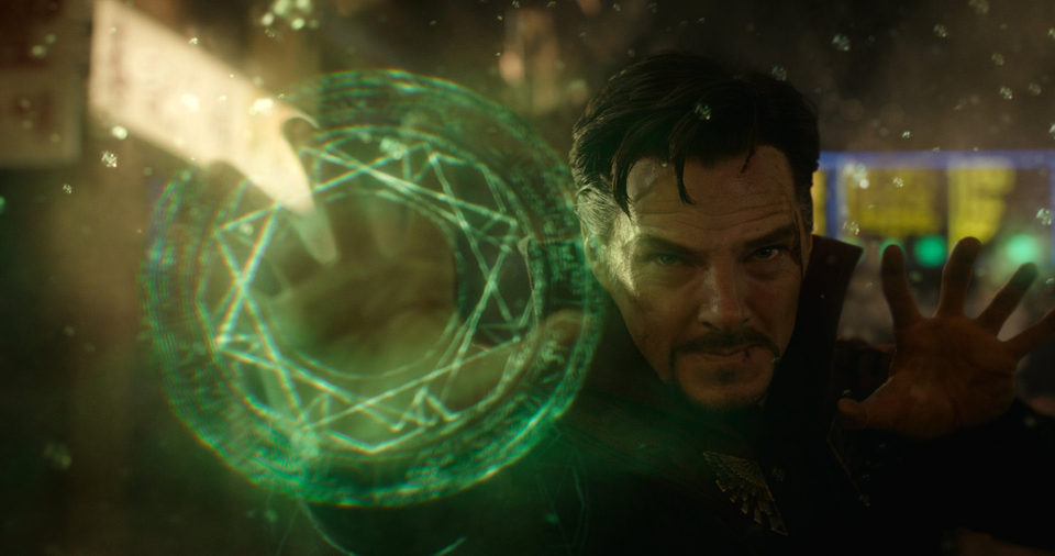Doctor Strange (Doctor Extraño), fotograma 21 de 32