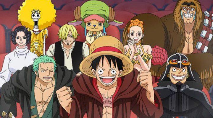 One Piece Film Gold, fotograma 2 de 10