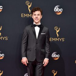 Nolan Gould en la alfombra roja de los Emmy 2016