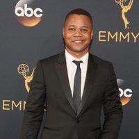 Cuba Gooding Jr. at Emmy 2016 red carpet