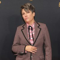Jill Soloway at Emmys 2016 red carpet