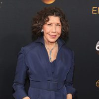 Lily Tomlin at Emmy 2016 red carpet