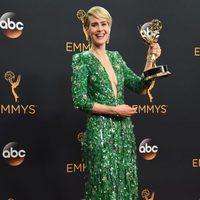 Sarah Paulson tras la ceremonia de los Emmy 2016