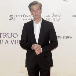 Ernesto Alterio en la premiere de 'Un monstruo viene a verme'