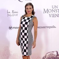 Elisa Mouliaá en la premiere de 'Un monstruo viene a verme'