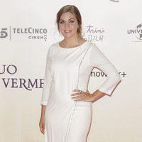 Leire Martínez en la premiere de 'Un monstruo viene a verme'