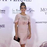 Lorena Castell en la premiere de 'Un monstruo viene a verme'