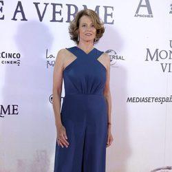 Sigourney Weaver en la premiere de 'Un monstruo viene a verme'