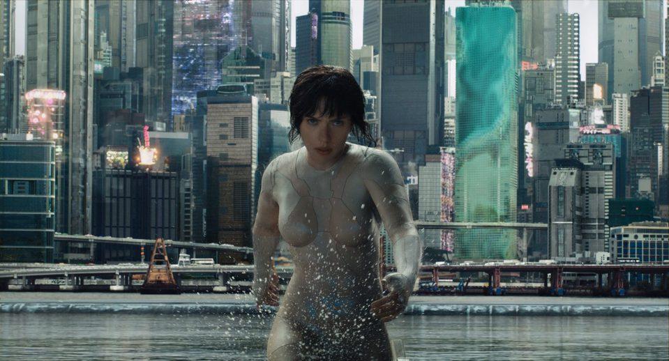 Ghost in the Shell: Vigilante del futuro, fotograma 5 de 12