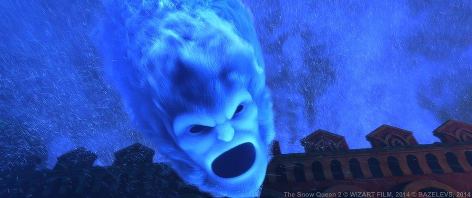 Orm en el reino de las nieves, fotograma 10 de 10