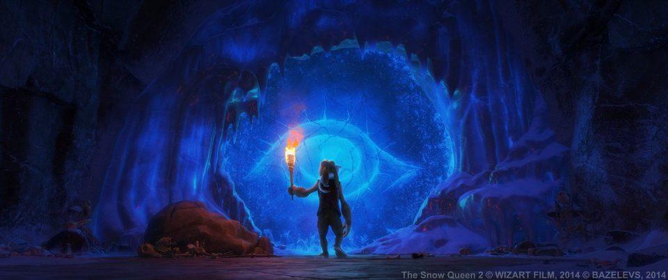 Orm en el reino de las nieves, fotograma 5 de 10