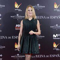 Antonia San Juan posa en la alfombra roja de la premiere de 'La reina de España'