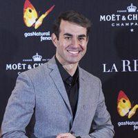 Daniel Muriel, Gabi en 'La que se avecina', en la presentación de 'La reina de España'