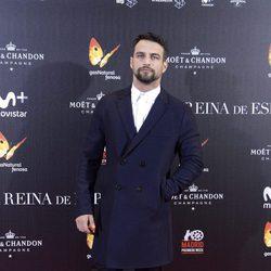 Jesús Castro no se quiso perder la premiere de 'La reina de España'