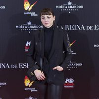 Leonor Watling en la alfombra roja de 'La reina de España'