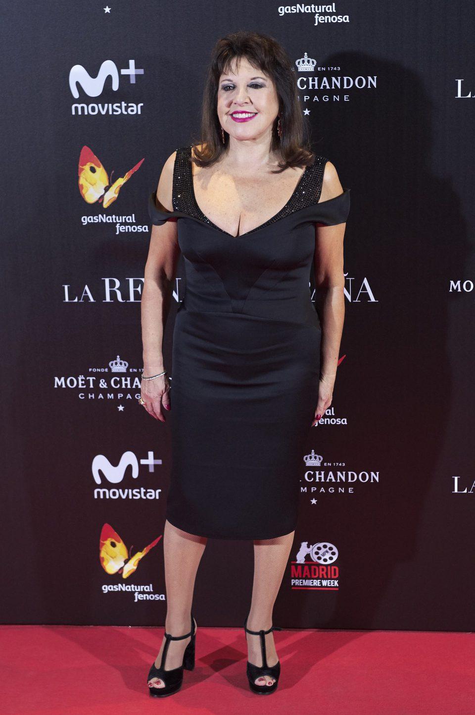 Loles León es Trini Morenos en 'La reina de España'
