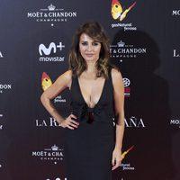 Mónica Cruz durante la premiere de 'La reina de España'