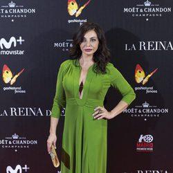 Neus Asensi es Lucía Gandía en 'La reina de España'