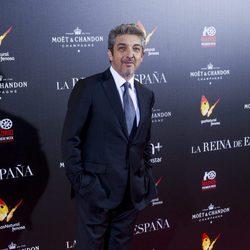 Ricardo Darín en la presentación de 'La reina de España'