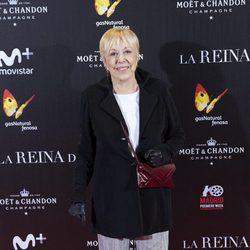 Rosa María Sardá es Rosa Rosales en 'La reina de España'