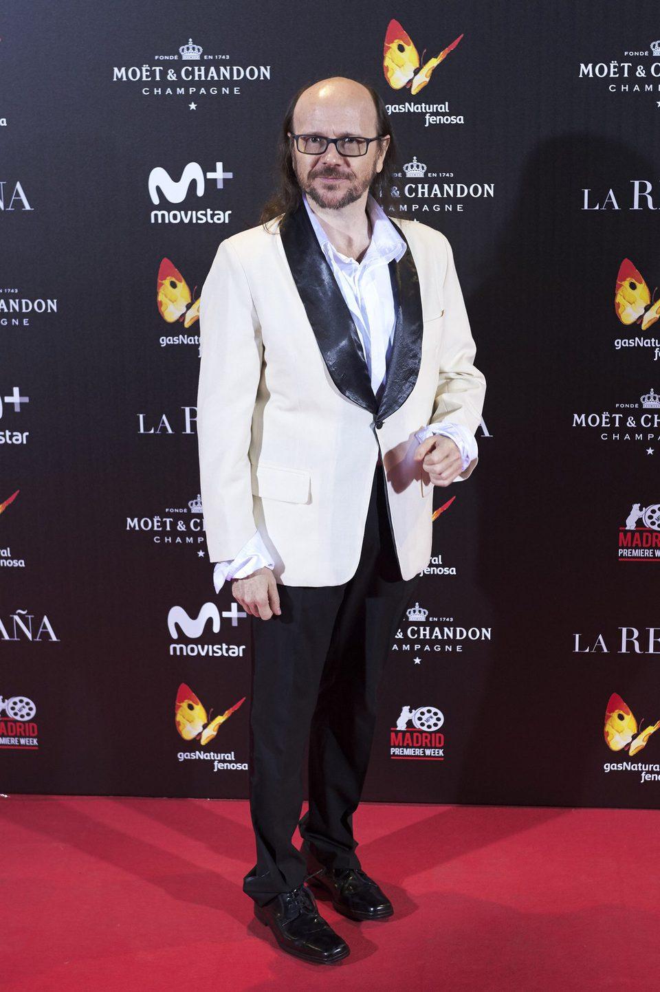 Santiago Segura es Castillo en 'La reina de España'