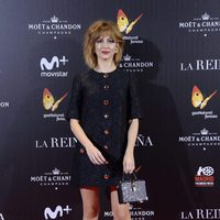 Úrsula Corberó en la premiere de 'La reina de España'