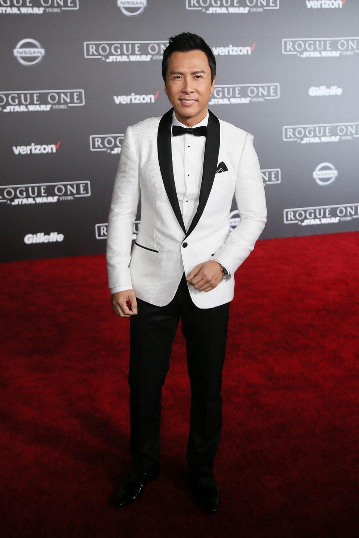 Donnie Yen, uno de los intérpretes de 'Rogue One'