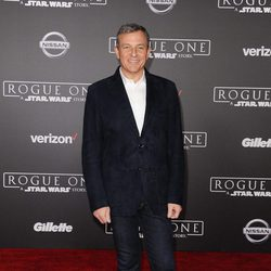 El CEO de Disney, Bob Iger, en la presentación de 'Rogue One'