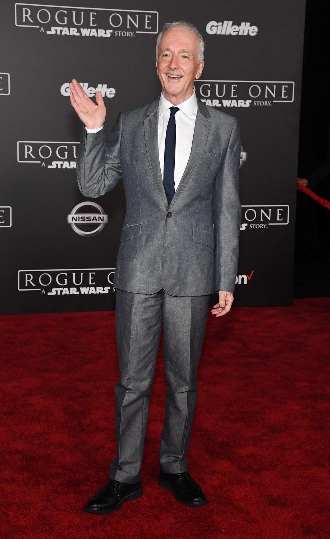 Anthony Daniels es C-3PO en la saga 'Star Wars'