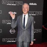 Anthony Daniels es C-3PO en la saga 'Star Wars'