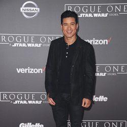 El presentador hispano Mario Lopez