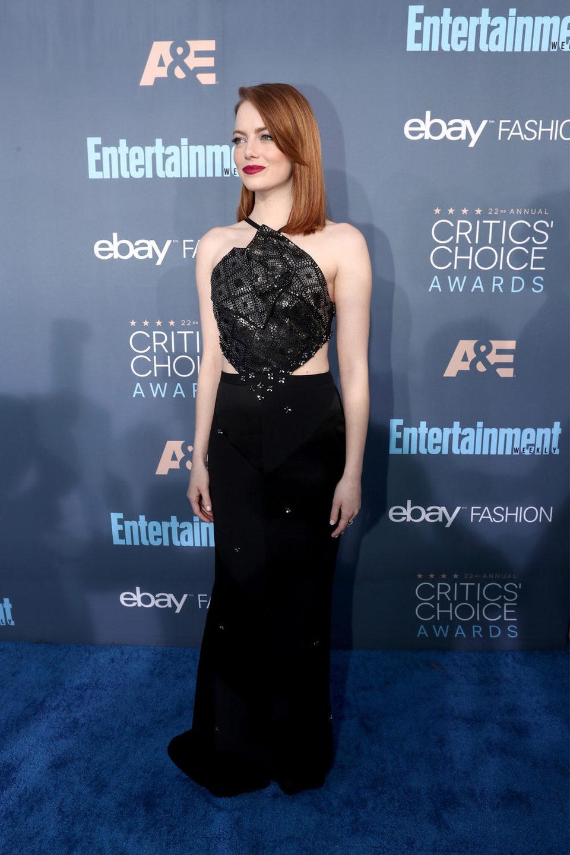 Emma Stone, protagonista de 'La ciudad de las estrellas'