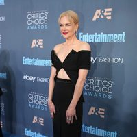 Nicole Kidman en los Critics Choice Awards