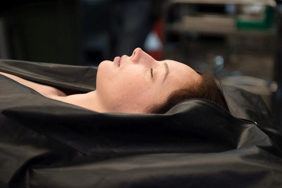 La autopsia de Jane Doe, fotograma 5 de 6