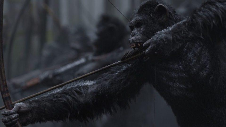 La guerra del planeta de los simios, fotograma 3 de 34