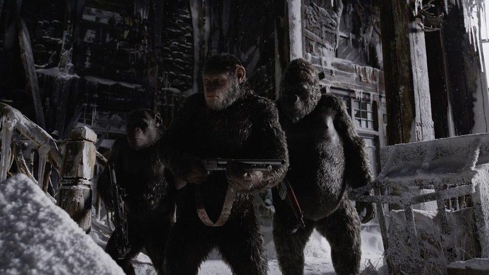 La guerra del planeta de los simios, fotograma 4 de 34