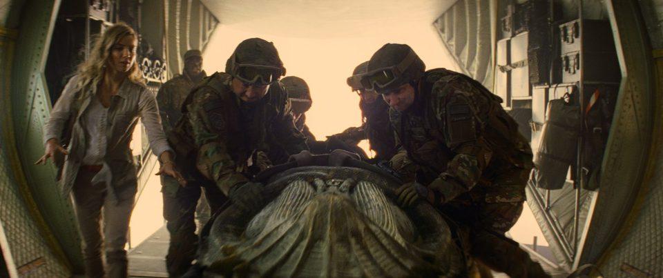 La momia, fotograma 13 de 31