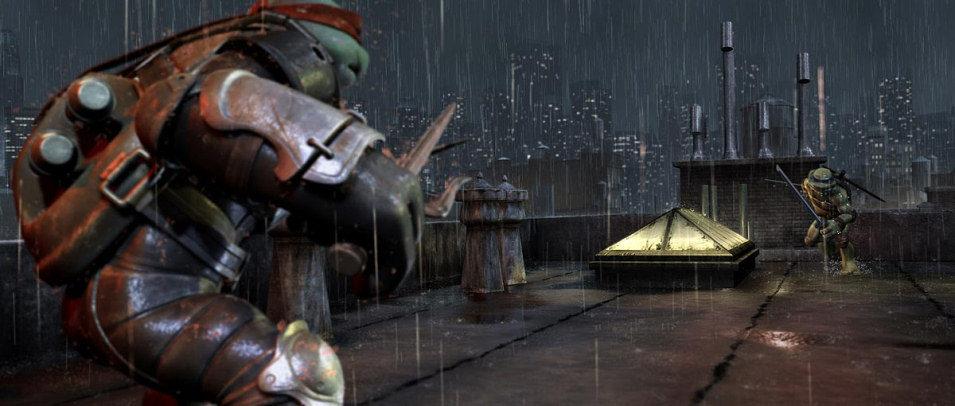 TMNT (Tortugas ninja jóvenes mutantes), fotograma 1 de 63