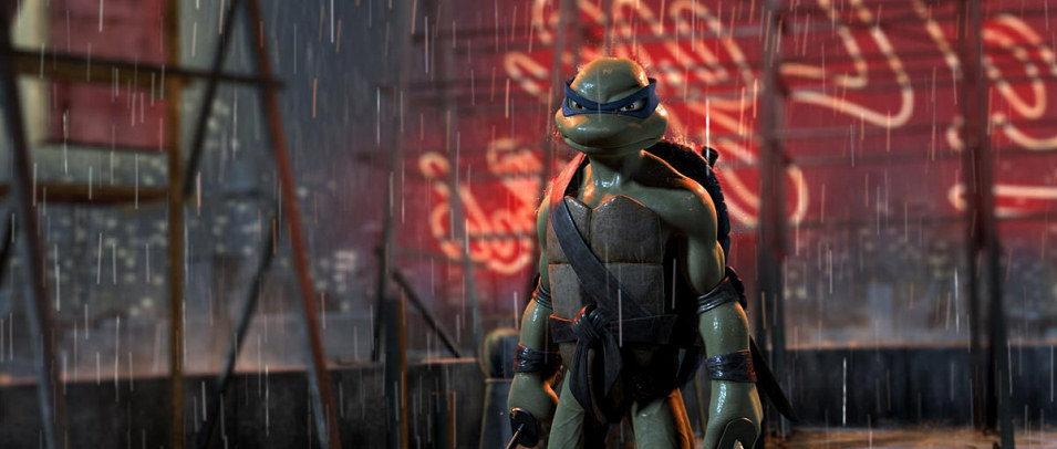 TMNT (Tortugas ninja jóvenes mutantes), fotograma 3 de 63