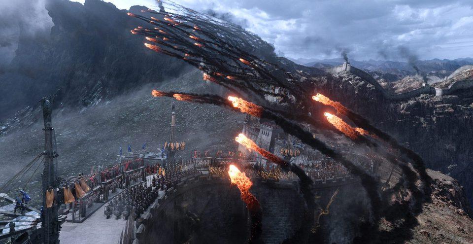 The Great Wall, fotograma 48 de 48