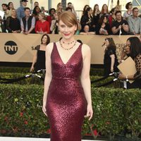 Bryce Dallas Howard en la alfombra roja de los SAG Awards 2017