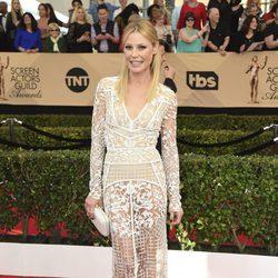 Julie Bowen en la alfombra roja de los SAG Awards 2017