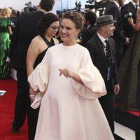 Natalie Portman en la alfombra roja de los SAG Awards 2017