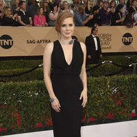 Amy Adams on the red carpet of SAG Awards 2017