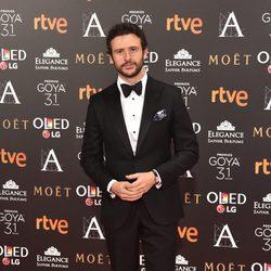 Diego Martín, protagonista de la serie 'Velvet' en los Goya 2017