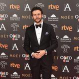 Diego Martín en los Premios Goya 2017
