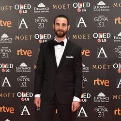 Dani Rovira, presentador de los Premios Goya 2017