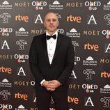 Roberto Álamo, nominado a Mejor actor protagonista, en la alfombra roja de los premios Goya 2017