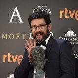 Manolo Solo, ganador del Goya 2017 a Mejor actor de reparto